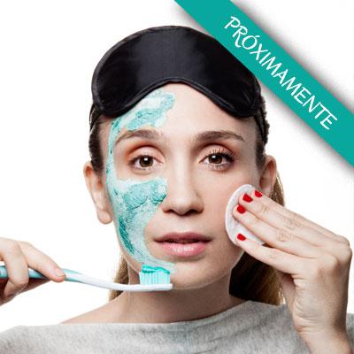 Curso de maquillaje online de cuidados de la piel